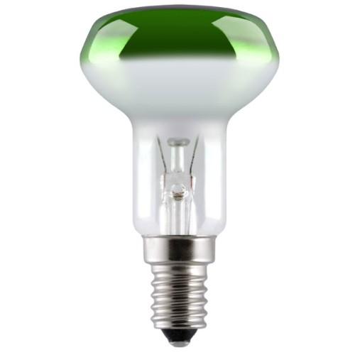 Λάμπα καθρέπτου πράσινη R50 40W E14 230V