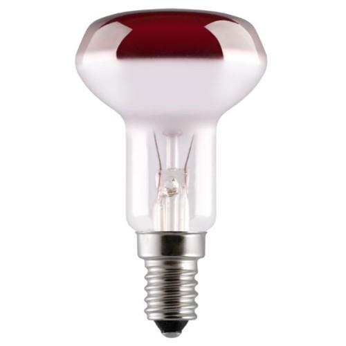 Λάμπα καθρέπτου κόκκινη R50 40W E14 230V