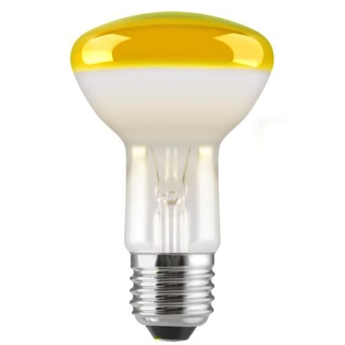 Λάμπα καθρέπτου κίτρινη R63 40W E27 230V