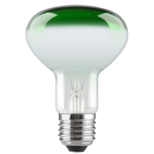 Λάμπα καθρέπτου πράσινη R80 60W E27 230V