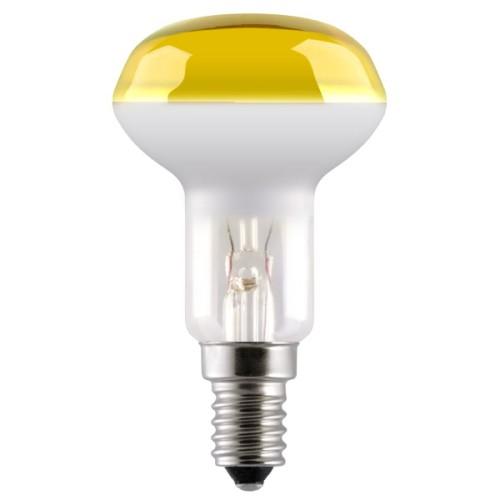 Λάμπα καθρέπτου κίτρινη R50 40W E14 230V