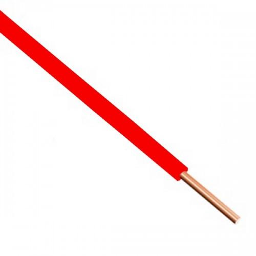 Καλώδιο μονοπολικό 0.5mm² Κόκκινο