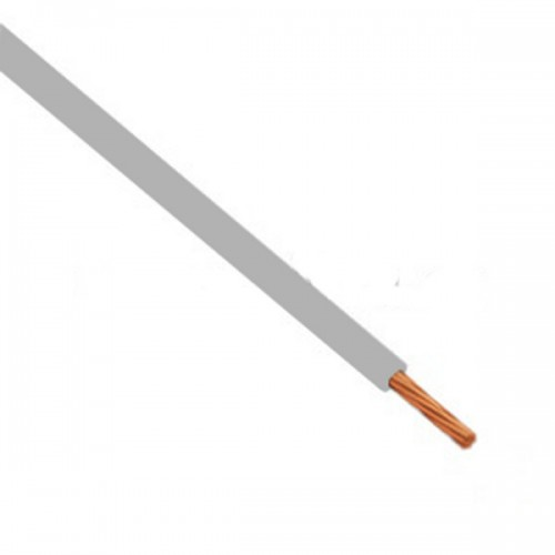Καλώδιο πολύκλωνο 0.75mm² Γκρι