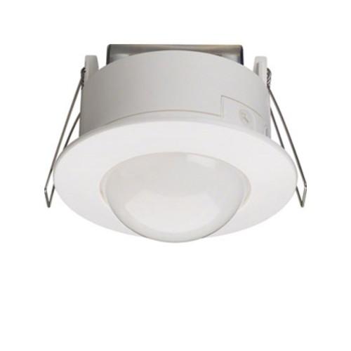Ανιχνευτής κίνησης οροφής χωνευτός λευκός 360° EE805