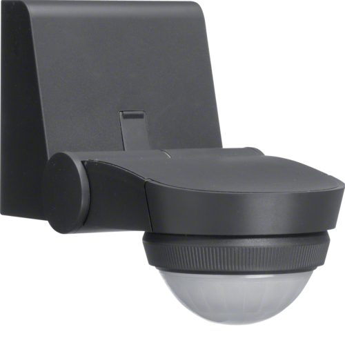 Ανιχνευτής κίνησης επίτοιχος ανθρακί 360° EE841