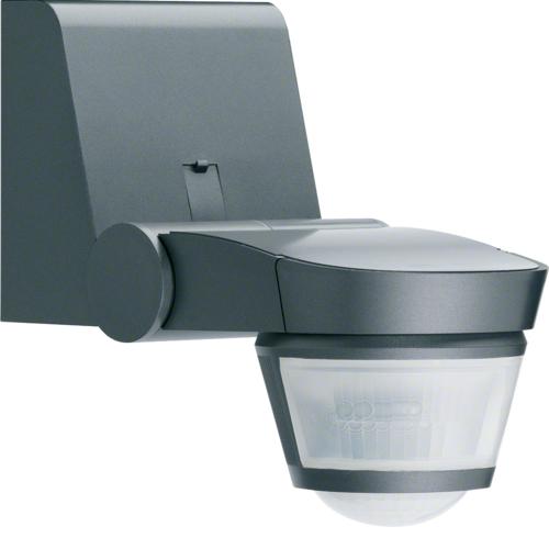 Ανιχνευτής κίνησης TWIN τοίχου/οροφής ανθρακί 220°+360° EE871