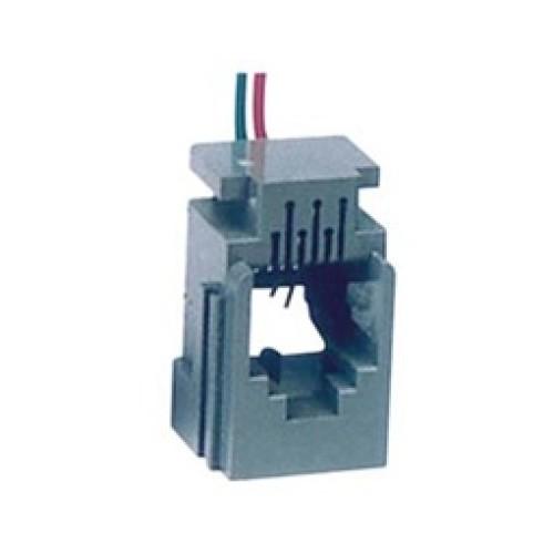 Τηλεφωνικό φις με καλώδιο 6P4C 623P4 YH108 CZT
