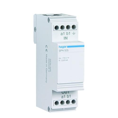 Αντικεραυνικό τηλεφωνικής γραμμής PSTN , ISDN 10kA SPN505