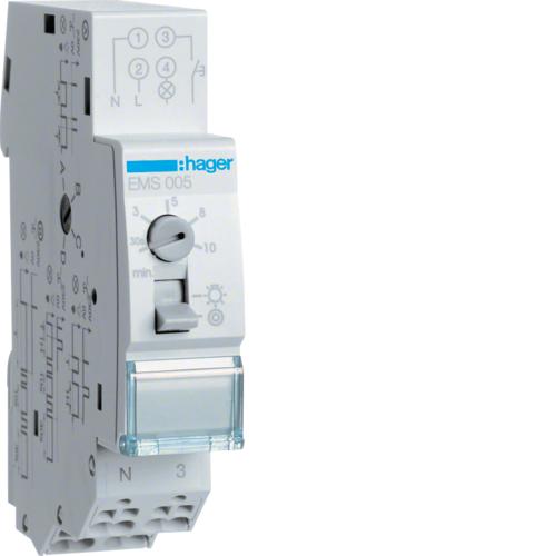 Αυτόματος κλιμακοστασίου πολλαπλών προγραμμάτων quickconnect EMS005