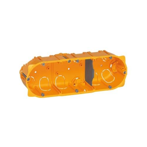 Κουτί χωνευτό batibox 216mmX71mmX40mm Κίτρινο