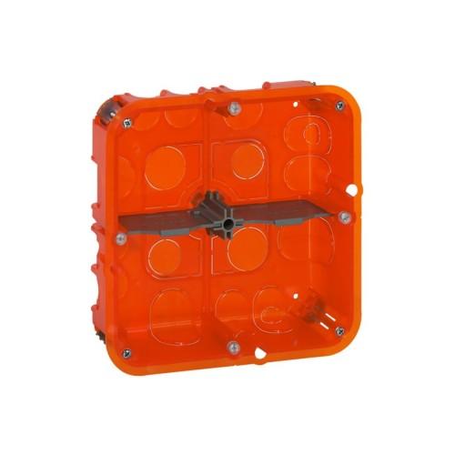 Κουτί χωνευτό batibox 154mmX154mmX50mm Πορτοκαλί