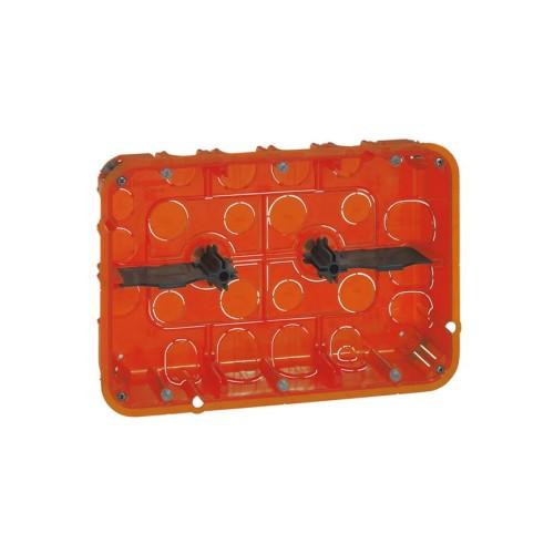 Κουτί χωνευτό batibox 154mmX225mmX50mm Πορτοκαλί
