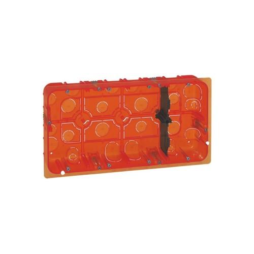 Κουτί χωνευτό batibox 154mmX296mmX50mm Πορτοκαλί