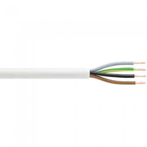 Καλώδιο NYLHY (G05VV-F) 4X6mm² Λευκό