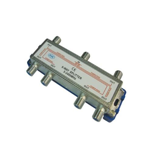 Διακλαδωτής CLA6S 1 ΠΡΟΣ 6 (5-2400Μhz)