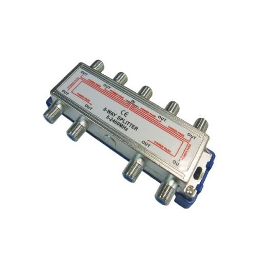 Διακλαδωτής CLA8S 1 ΠΡΟΣ 8 (5-2400Μhz)
