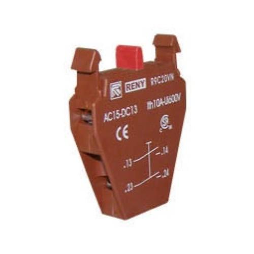 Επαφές για διακόπτες & μπουτόν 2NC R9C02VN ROHS CNTD