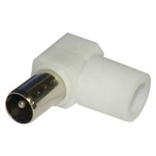 PAL αρσενικό 9.5mm² (TV) πλαστικό (R/A) EA2099 LNC