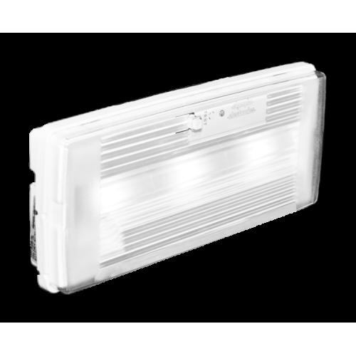 Φωτιστικό ασφαλείας comfort leds light GR-408/3L