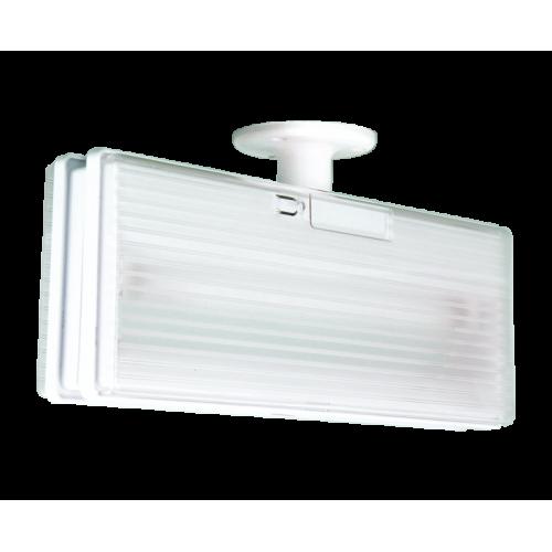 Φωτιστικό ασφαλείας double easy leds light GR-393/L