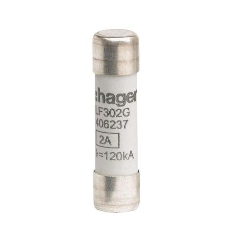 Φυσίγγι κυλινδρικό 10Χ38 GL (ταχείας τήξεως) 0,5A LF300G