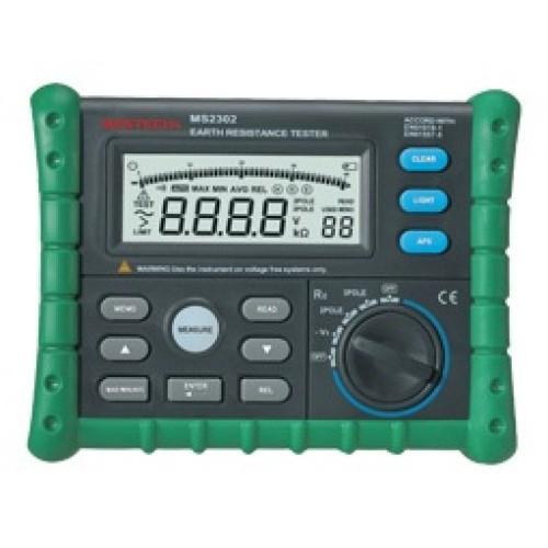 Γειωσόμετρο ψηφιακό & μπάρα MS2302 MAS