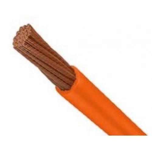 Καλώδιο πολύκλωνο 1.5mm² Πορτοκαλί