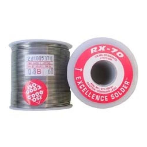 Κόλληση 1mm RX70 60/40 1/4kgr RED