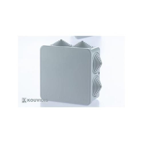 Κουτί βαρέως τύπου CONDUR HF 101X101X51 Φ25 Γκρι