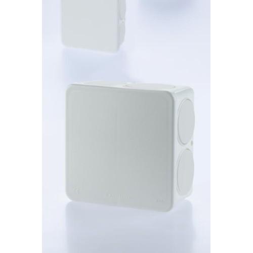 Κουτί μεσαίου τύπου MEDISOL AM 10,1X10,1X51 Φ25 Λευκό