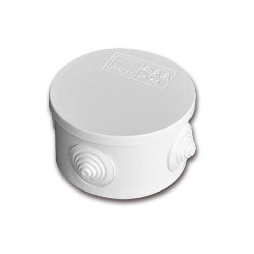 Κουτί βαρέως τύπου VIOBOX Φ70X40 Λευκό