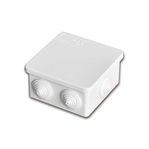 Κουτί βαρέως τύπου VIOBOX 100Χ100X50 Λευκό