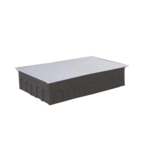 Κουτί διακλάδωσης χωνευτό 20Χ15 Μαύρο