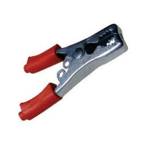 Κροκοδειλάκι μπαταρίας 50A 75mm κόκκινο YO26-044 YOU