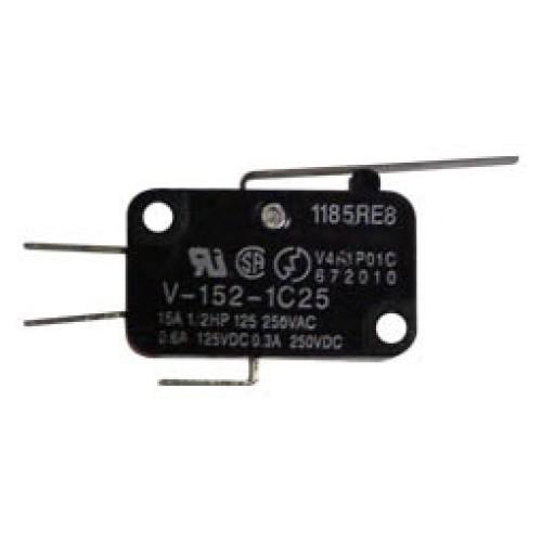 Micro switch λαμάκι κανονικό OMR V-152-1C-25 C&H