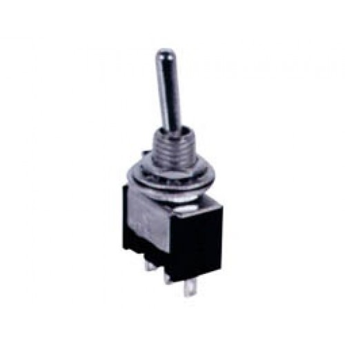 Μικροδιακόπτης mini ON-OFF-(ON) 3A/250V 3P MTS-113-A1 LZ
