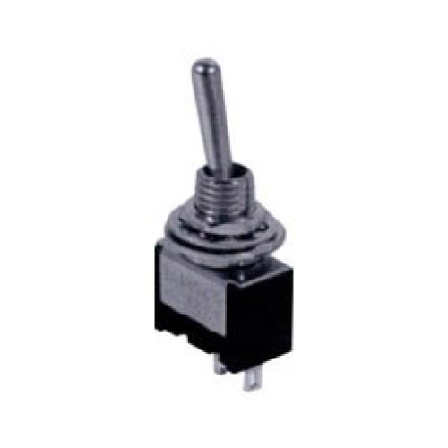Μικροδιακόπτης mini ON-OFF 3A/250V 2P MTS-101-A1 LZ