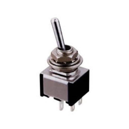 Μικροδιακόπτης mini ON-OFF 3A/250V 4P TA201A1 SCI