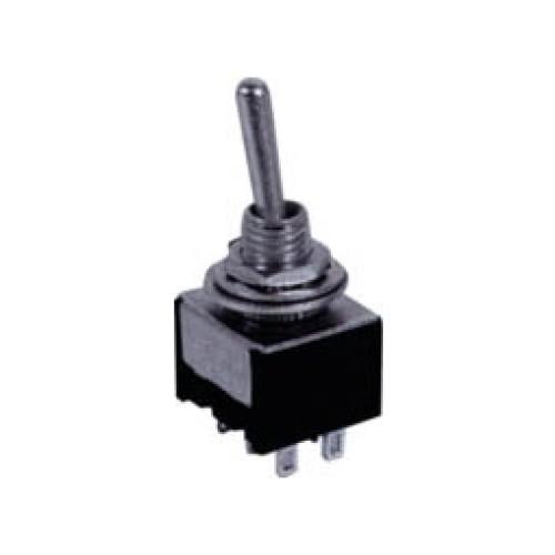 Μικροδιακόπτης mini ON-OFF-ON 3A/250V 6P MTS-203-A1 LZ