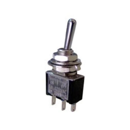 Μικροδιακόπτης mini ON-OFF-ON 3A/250V 3P TA103A1 SCI