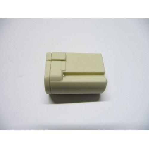 Ντουί λαμπτήρων G9 χωρίς καλώδιο πορσελάνης λευκό