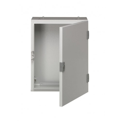 Ερμάριο εξωτ. μεταλ. orion plus 200X250X160 αδιαφ. πόρτα IP65