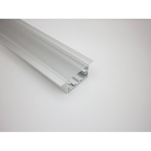 Προφίλ αλουμινίου για ταινία LED R11 (χωνευτό)