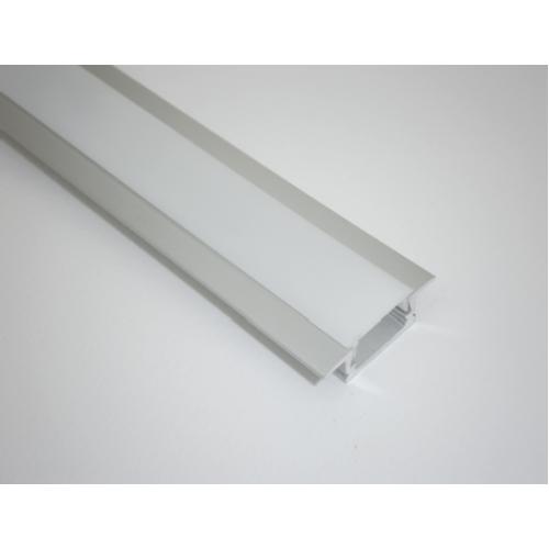 Προφίλ αλουμινίου για ταινία LED R27 (χωνευτό)