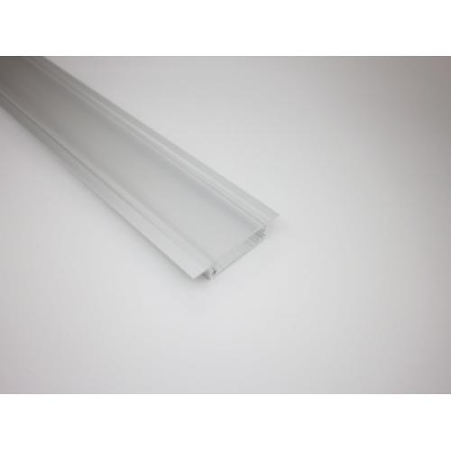 Προφίλ αλουμινίου για ταινία LED R33 (χωνευτό)