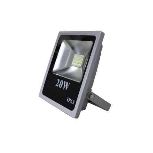 Προβολέας LED 20W SMD θερμός IP65