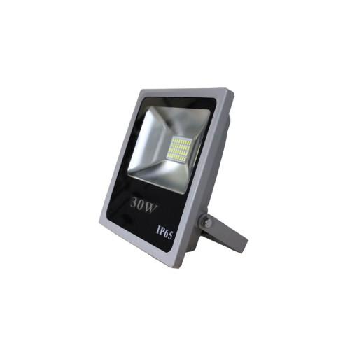 Προβολέας LED 30W SMD θερμός IP65