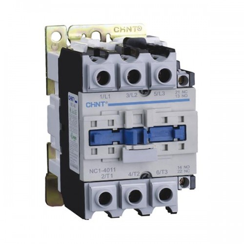 Ρελέ ισχύος 18,5KW 1 κλειστή + 1 ανοιχτή επαφή NC1-4011