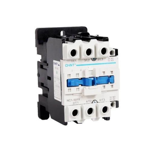 Ρελέ ισχύος 22KW 1 κλειστή + 1 ανοιχτή επαφή NC1-5011