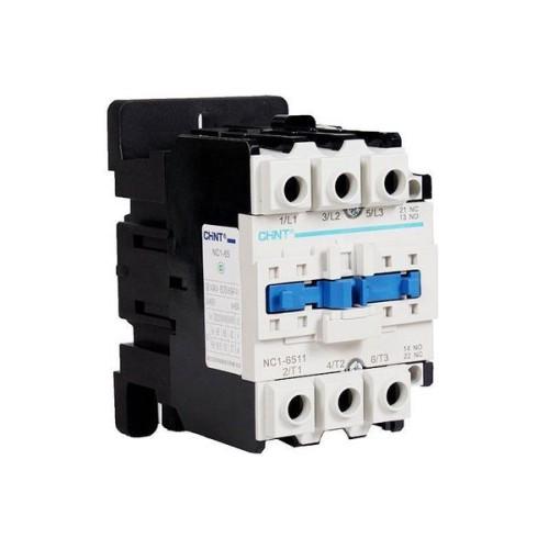 Ρελέ ισχύος 30KW 1 κλειστή + 1 ανοιχτή επαφή NC1-6511